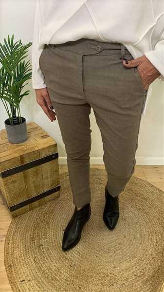 מכנס ספיר פראדה מוקה