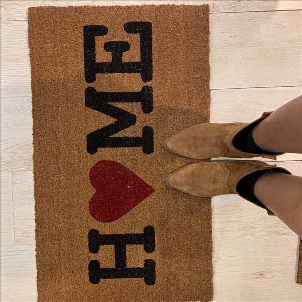 שטיח קוקוס HOME