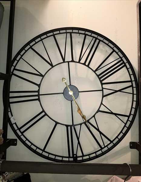 שעון ספרות רומיות גדול