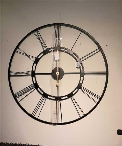 שעון ספרות רומיות בינוני